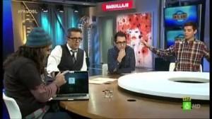 Chema Alonso lleva iPatch a televisión
