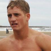 Philip Olivier desnudo