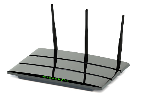 routers domesticos