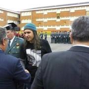 La Guardia Civil condecora a Chema Alonso